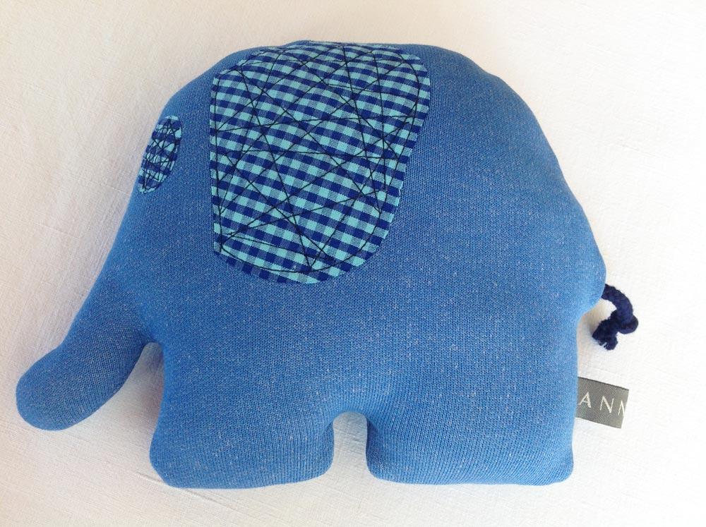 Elefant Olli